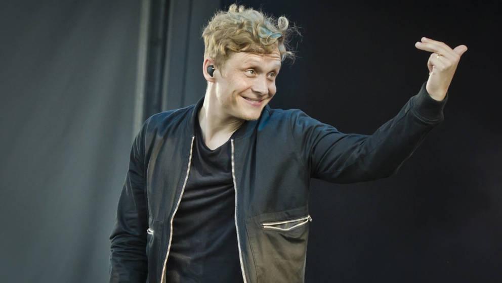 Matthias Schweighöfer hier 2019 in der Berliner Wuhlheide.