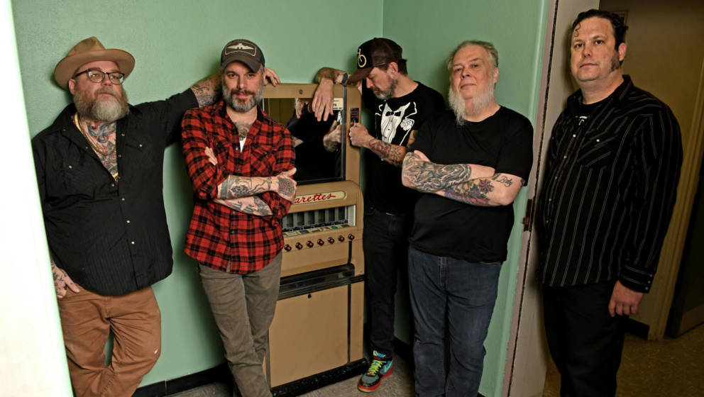 Die Alternative-Country Band Lucero
