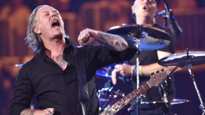 Auf diesen europäischen Festivals werden Metallica 2022 auftreten