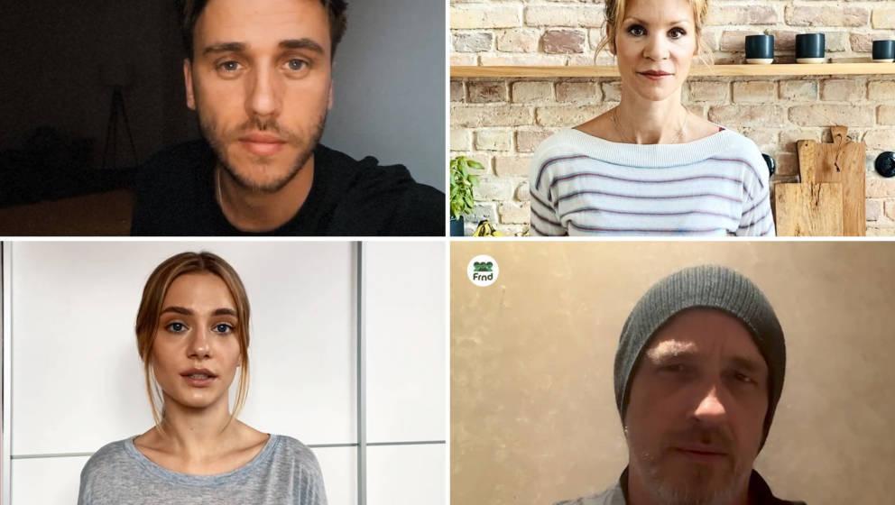 Viele Prominente unterstützen die Aktion zum Weltsuizidpräventionstag im offiziellen Videoclip