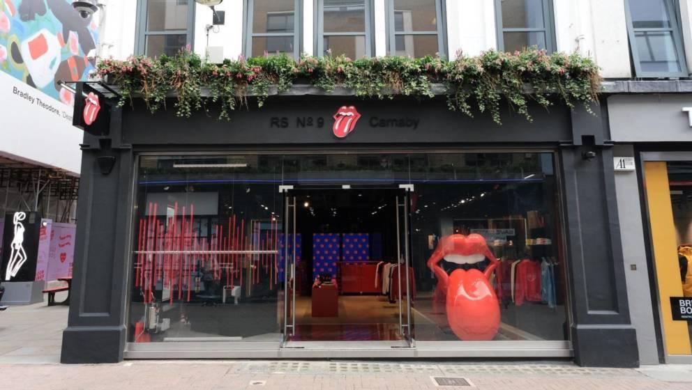 So sieht er aus, der RS-Flagship-Store in London.