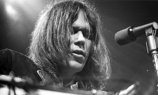 UNSPECIFIED - CIRCA 1970:  Photo of Neil Young  Photo by Tom Copi/Michael Ochs Archives/Getty Images