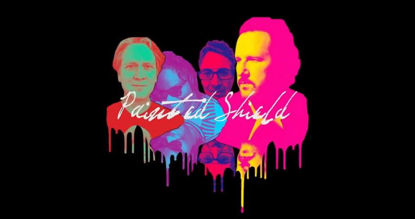 "Die ""neue"" Band Painted Shield"