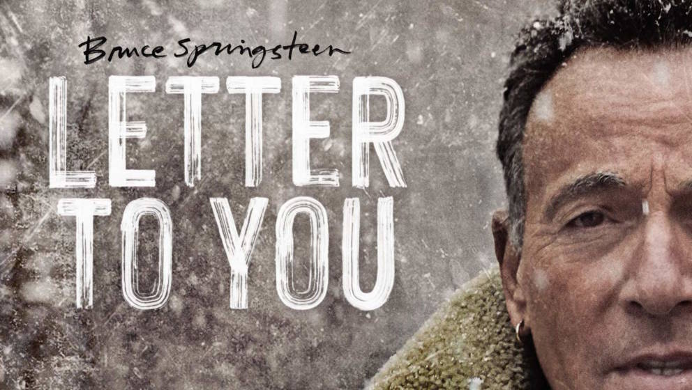 "Cover von Bruce Springsteens ""Letter To You"""