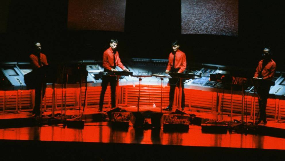 Kraftwerk live im Nakano Sun Plaza, Tokio, am 07. September 1981