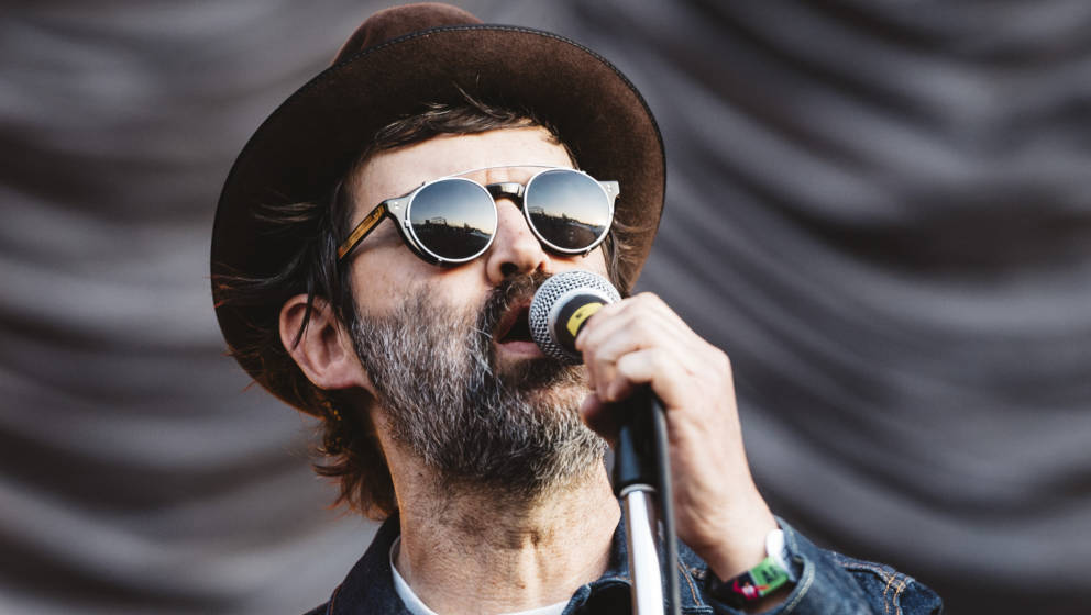 MADRID, SPAIN - SEPTEMBER 07: Mark Oliver Everett of Eels performs onstage during Dcode Festival on September 07, 2019 in Mad