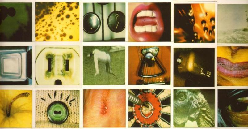 """Cover von Pearl Jams """"No Code"""""""