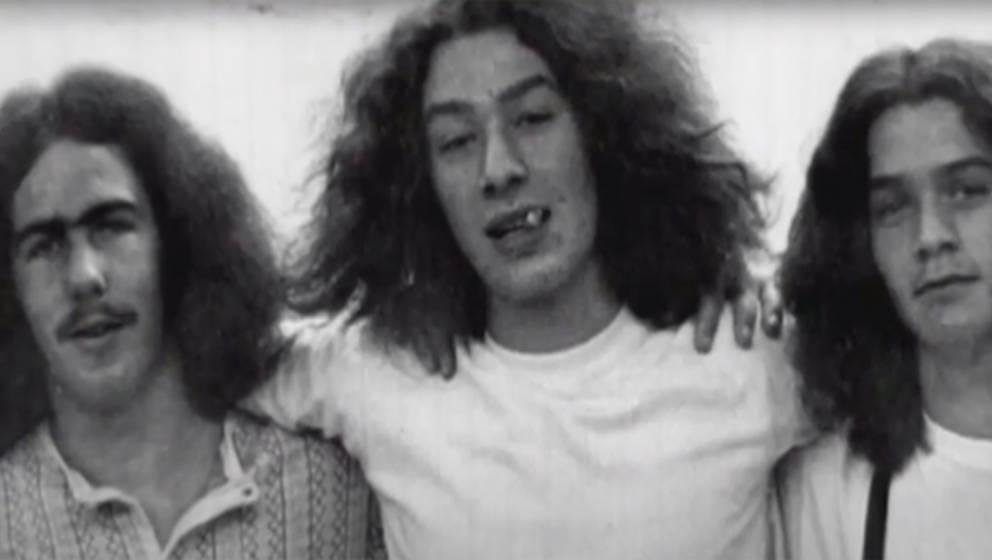 Ex-Van-Halen-Bassist Mark Stone (links im Bild) ist gestorben.