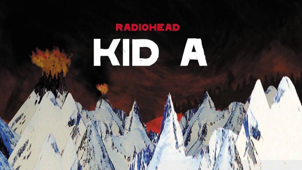 """Cover von Radioheads """"Kid A"""""""