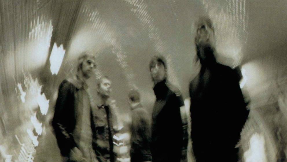 """Cover von """"Heathen Chemistry"""" von Oasis"""