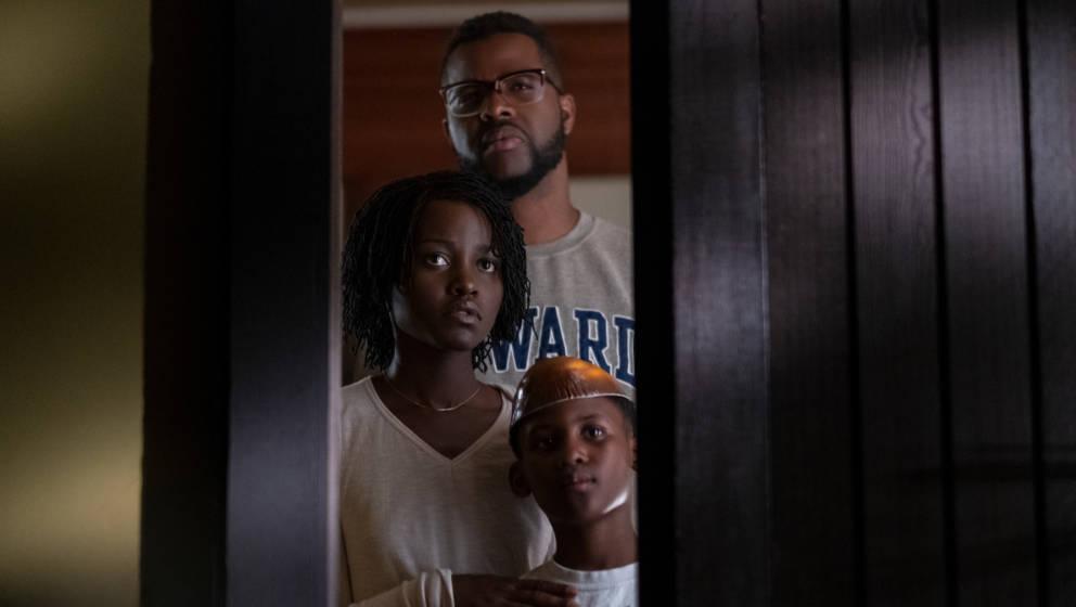 Lupita Nyong'o und Winston Duke spielen die Hauptrolle in 'Wir'.