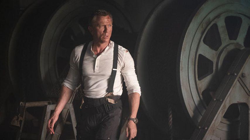 """""""James Bond: Keine Zeit zu sterben"""" wird nun doch erst 2021 im Kino anlaufen."""