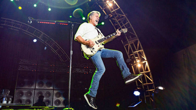 """Neu aufgetaucht: Eddie Van Halen covert Jimi Hendrix' """"If 6 Was 9"""""""