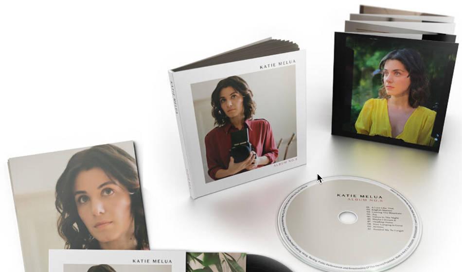 """""""Album No. 8"""" von Katie Melua"""