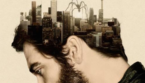 "Plakat zu Denis Villeneuves ""Enemy"""