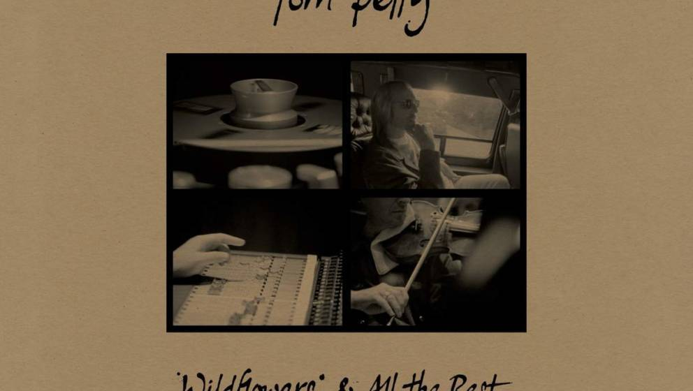 "Cover von Tom Pettys ""Wildflowers And All The Rest"""