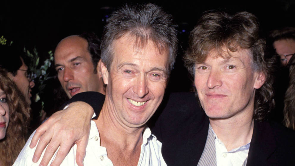 Spencer Davis and Steve Winwood (Photo by Steve Granitz/WireImage)