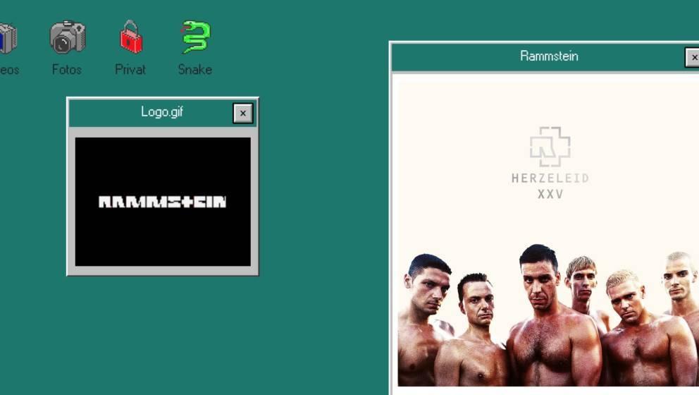 """Rammstein haben ihre Website """"erneuert"""""""
