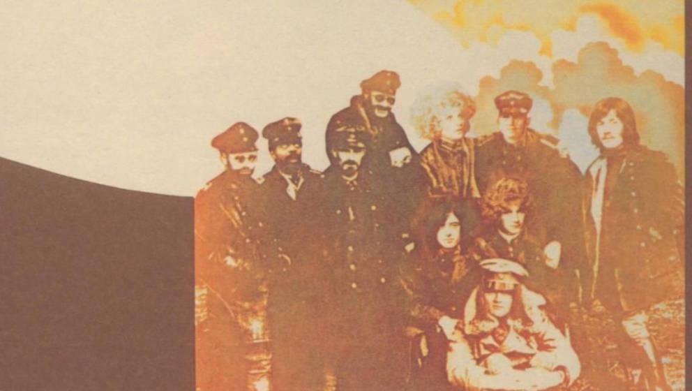 """Cover-Artwork von """"Led Zeppelin II"""""""