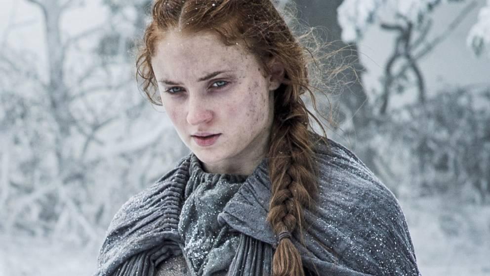 """Sansa Stark hat in der fünften """"Game of Thrones""""-Staffel nur wenig Grund zur Freude."""