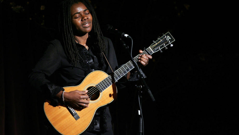 Tracy Chapman 2007 in New York City.