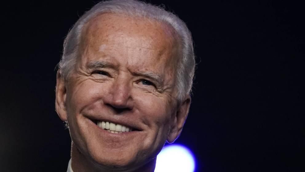 Joe Biden ist der 46. Präsident der USA