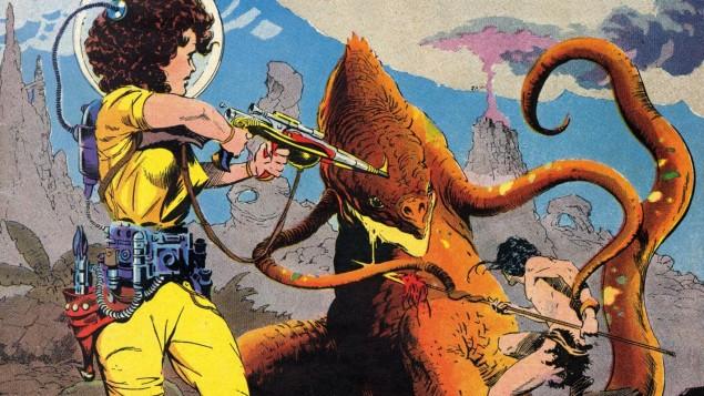 History Of EC Comics