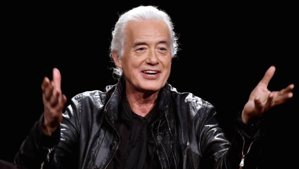 Jimmy Page 2020