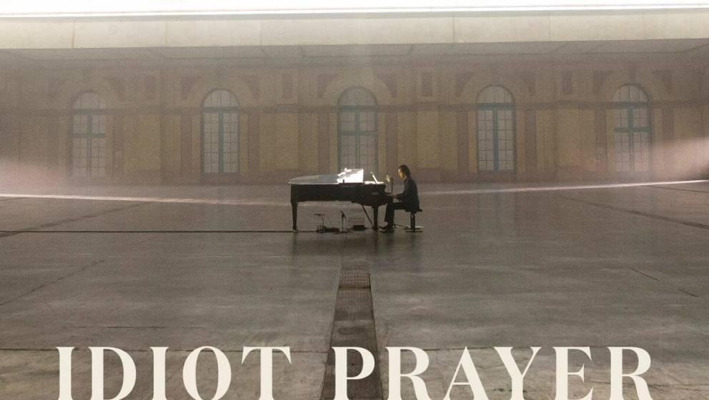 """Cover-Artwork von """"Idiot Prayer"""" von Nick Cave"""