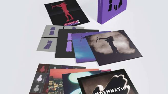 Review: Depeche Mode :: Songs Of Faith And Devotion – The 12″ Singles
