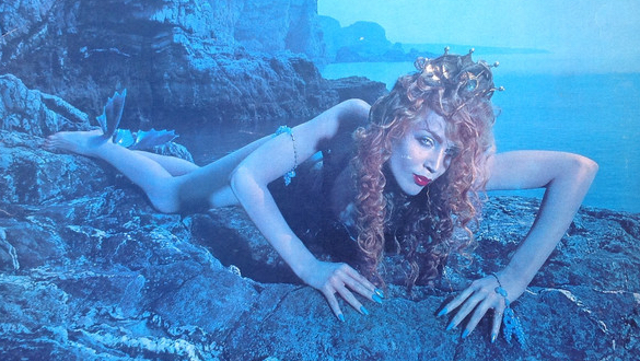 """Gewohnt irritierendes Cover-Artwork von Roxy Music: """"Siren"""""""