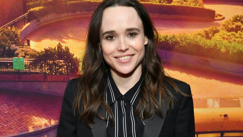 Ellen Page 2013