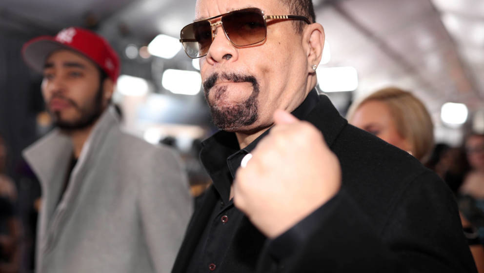 Rapper Ice-T bei den Grammy Awards 2018