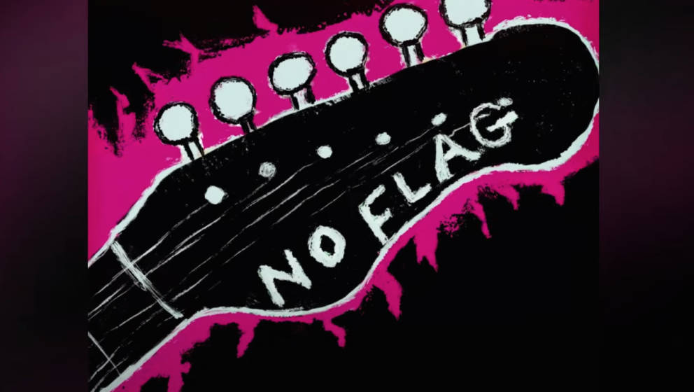 """Elvis Costello und Iggy Pop: """"No Flag"""" (Video)"""