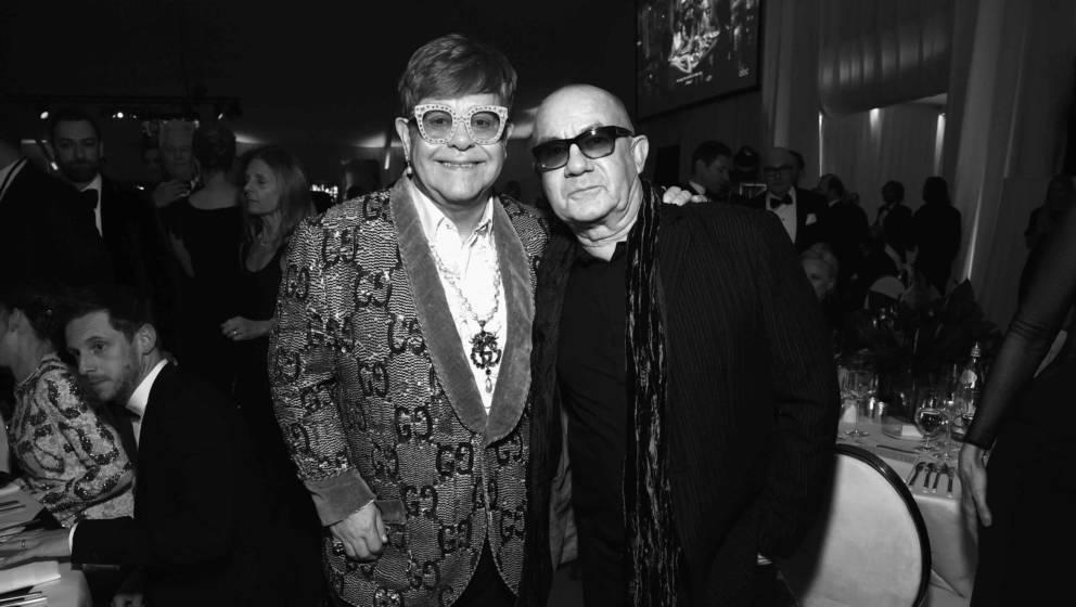 Sir Elton John und Bernie Taupin