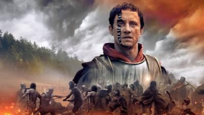 """m 23.10. startete """"Barbaren"""", eine Serie über die Varusschlacht, auf Netflix."""