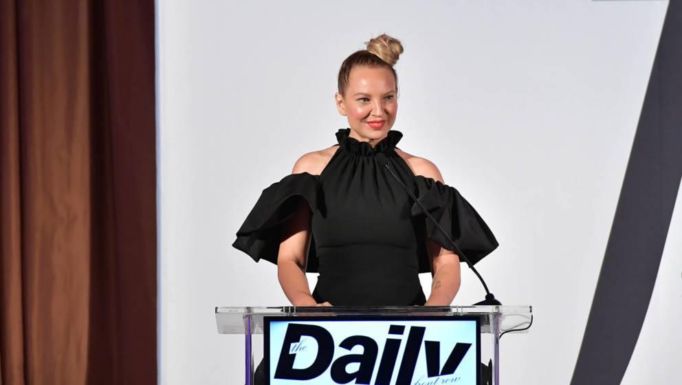 Sia 2019 bei den Daily Front Row Fashion LA Awards.