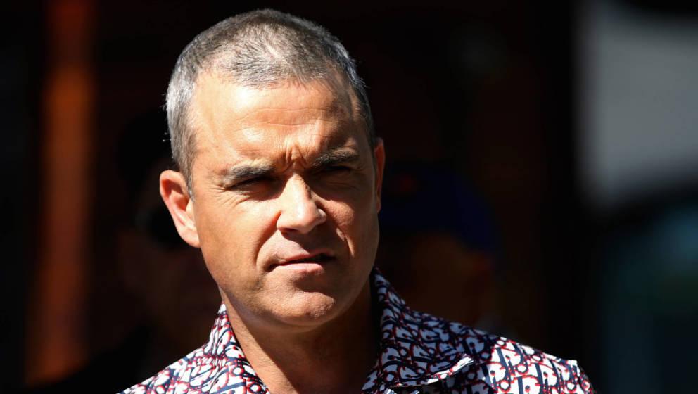 Robbie Williams ist nach der Vergiftungserfahrung komplett umgestiegen auf vegetarische Ernährung