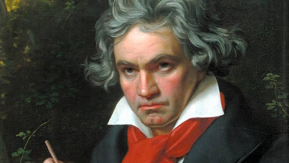 Ludwig van Beethoven lebte von 1770 bis 1827.