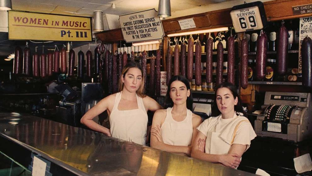 """Cover-Artwork zu """" Women in Music Pt.III"""" von Haim"""