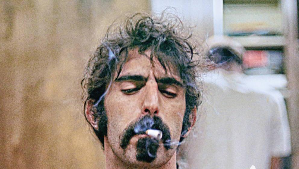 """Cover des """"Zappa Original Motion Picture Soundtrack"""""""