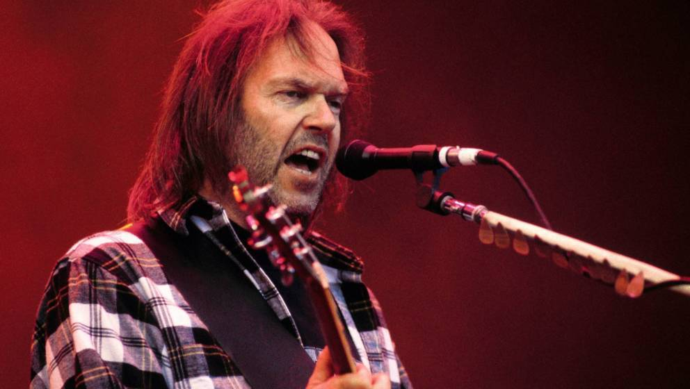 Neil Young live 1990