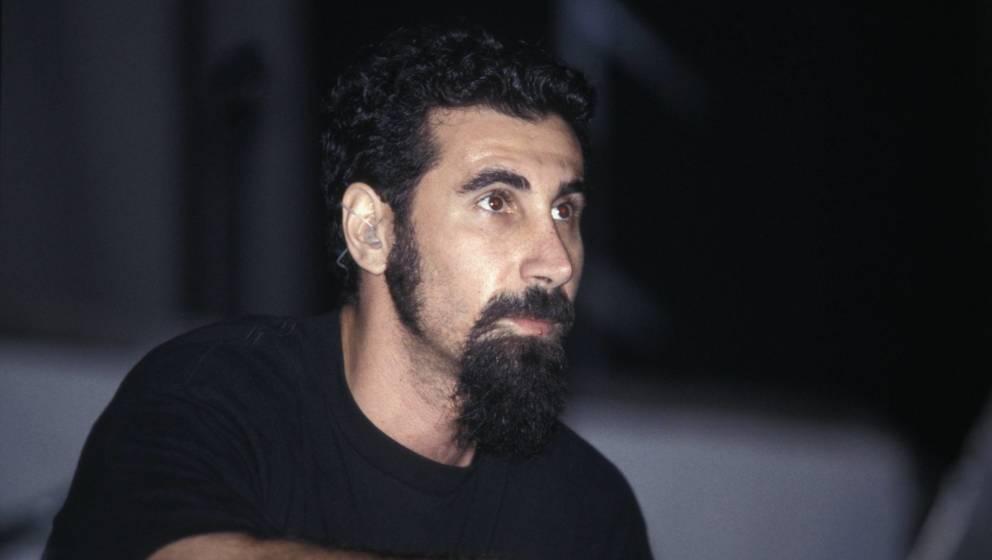 Sänger Serj Tankian von System of a Down