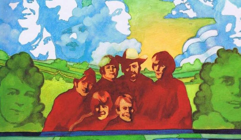 """Cover von """"Friends"""" von den Beach Boys"""