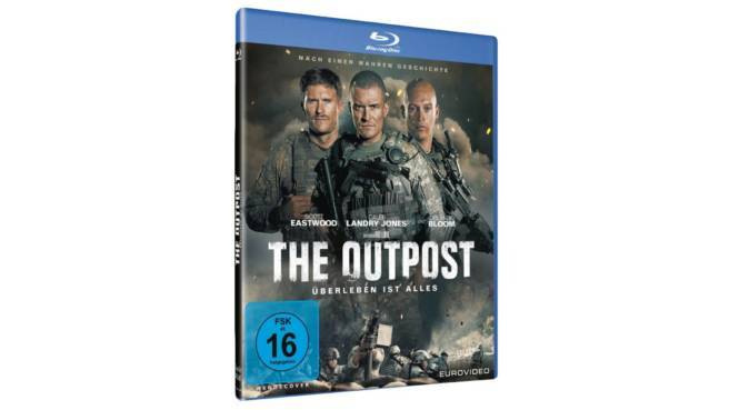 """Gewinnen: """"The Outpost"""" auf Blu-ray"""