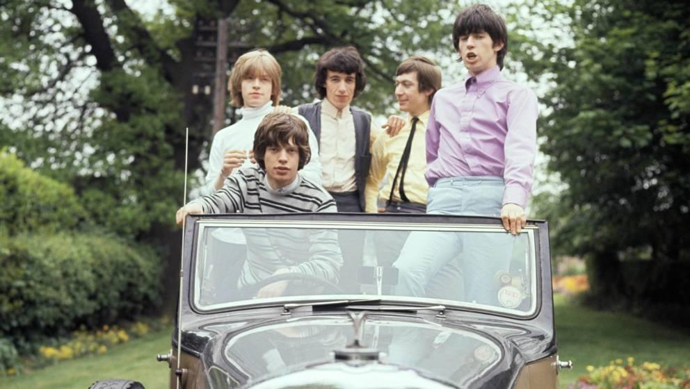 Die Rolling Stones 1964