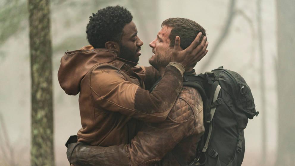 Jelani Alladin und Nico Tortorella spielen im 'The Walking Dead'-Spin-Off ein queeres Paar.