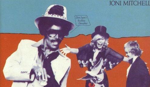 """Cover von Joni Mitchells """"Don Juan's Reckless Daughter"""""""