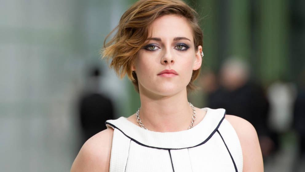 Kristen Stewart 2015 in Paris.
