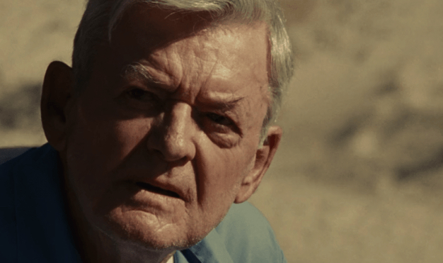 "Hal Holbrooke, hier in ""Into The Wild"" (1925-2021)"